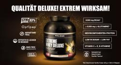 Extreme Whey Deluxe 2,3 kg 2er Staffel von 89,98 € auf 79,98 €
