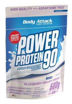 Neu!!! Power Protein 90 Blueberry-Yoghurt Cream
