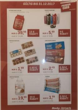 Premium Card Angebote im Dezember