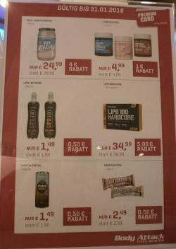 Premium Card Angebote im Januar