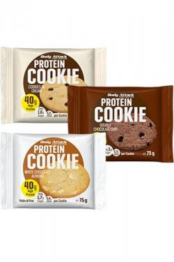 Neue Body Attack Protein-Cookies - 75g