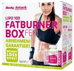 NEU: Fatburner Box FEM - Bikinifigur leicht gemacht
