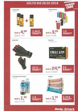 Die Premiumcard Angebote im Februar