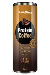 Your Fitness Coffee to go! New: Protein Coffee Latte Caramel