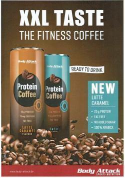 NEU++ Protein Coffee Latte Caramel ++NEU