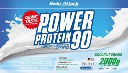 Neue Geschmäcker: Power Protein 90 - 2kg