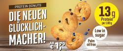 NEU! Protein Donut!!!
