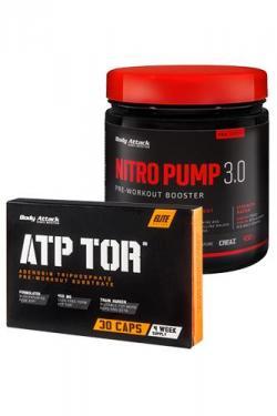 NOX ATTACK Pack: Nitro Pump 3.0 + ATP TOR