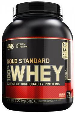 Sonderpreis: Optimum Nutrition Gold 100 % Whey 2270 g