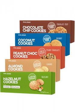 Low Sugar Cookies in 2 neuen Sorten