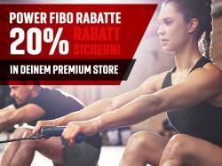 20% FIBO-Rabatt im Premium Store