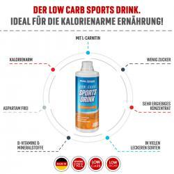 Low Carb Sports Drink - 1000 ml in Neuen Geschmacksrichtungen