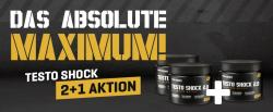 Testo Shock 2.0 - 90 Maxi Caps: Aktion