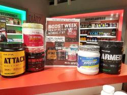 +++ BODY ATTACK BOOSTER WEEK +++
