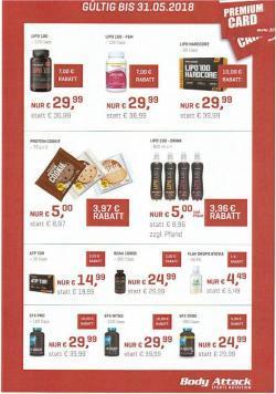 Premium Card Angebote im Mai