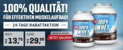 Rabattaktion - 100% Whey Protein