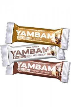 Neue Yambam Größen und Geschmäcker
