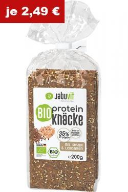 Jabuvit Protein Knäckebrot