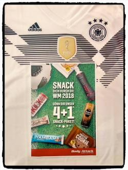 +++ 4+1 WM Snack-Pack +++