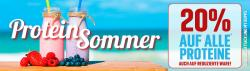 Protein-Sommeroffensive - 20% Rabatt auf alle Proteine!!!*