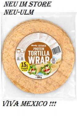 Protein Tortilla Wraps - 280g  Wrap it!