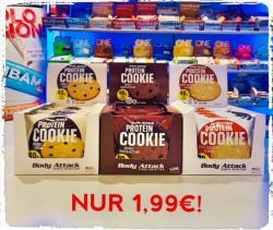 Protein Cookies NUR 1,99€!