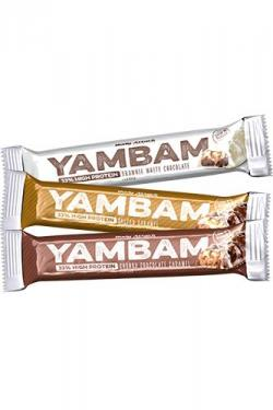 YAMBAM Brownie White Chocolate
