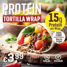 Ab sofort neu bei uns die Tortilla Wraps!!!