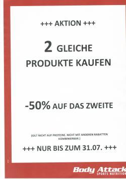 Aktion -50%