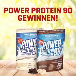 Proteine für dich und deinen Trainingspartner!