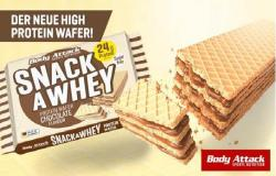 Snack a Whey