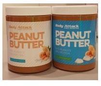 Peanutbutter in zwei neuen Geschmacksrichutngen!!