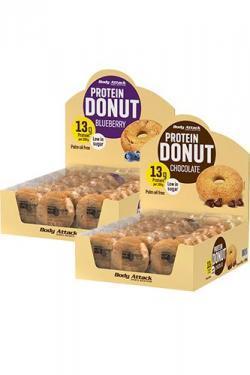 Protein Donuts in neuen Geschmäckern
