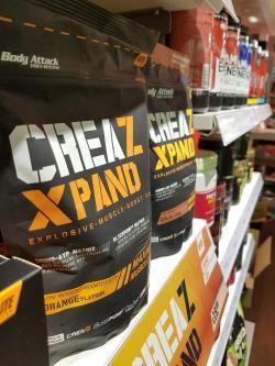 Das neue Creaz XPand jetzt im Gesundbrunnen-Center erhältlich!