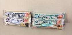 2 neue im Team - Carb Control Coconut Almond & White Cookie - O