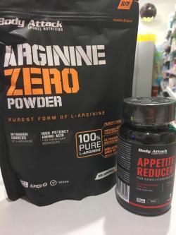 100% reines L-Arginin