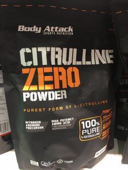 L-Citrulline Zero 500g