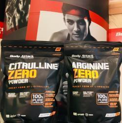 *** ARGININE ZERO & Citrulline Zero ***