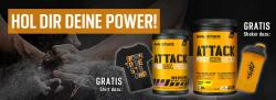 Body Attack - Attack 3.0 Aktion