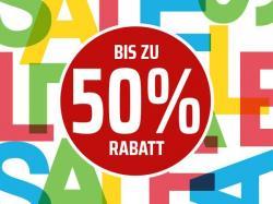 ALLES MUSS RAUS! BIS ZU 50% RABATT!!!