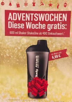 Adventswochen bei Body Attack