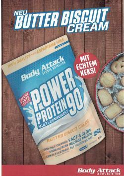 Power Protein 90 - Neuer Geschmack