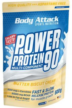 NEU !!! - Power 90 Butter Biscuit