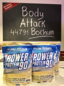+++ Neue Sorte Power Protein 90 +++