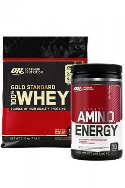 +++ Angebot - Optimum Nutrition Paket +++