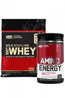 Angebot - Optimum Nutrition Paket