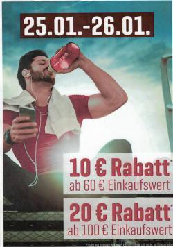 Mega Rabatt Tage!!! In FRANKFURT CITY