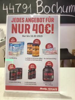 +++ Mega 40€ Aktion +++
