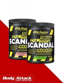 Body Attack - My Supps Scandal
