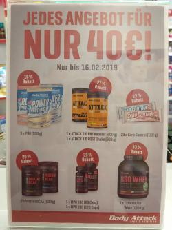 +++ unsere 40 € AKTION, nur noch HEUTE und MORGEN !!! +++